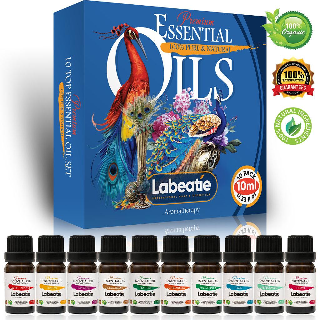 Labeatie Oil Set