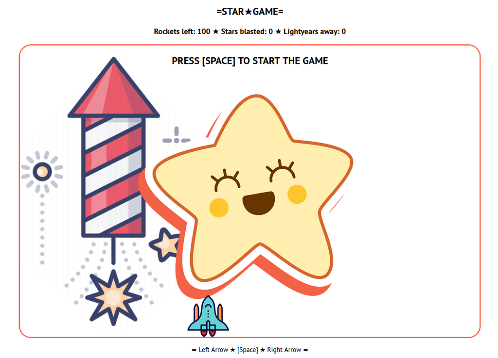 =STAR★GAME=